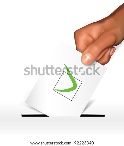 Vector voting concept