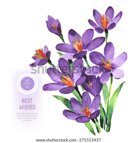 how to draw an easy violet