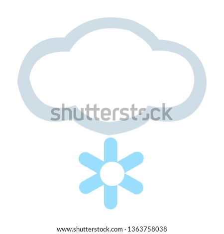 vector weather icons. Weather forecast sign symbol - meteorology illustration