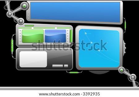 vector webdesign elements
