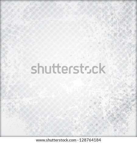 Vector white paper texture background with stripe.