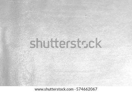 Vector white texture - silver foil background template, hand drawn backdrop - invitations, posters, cards.
