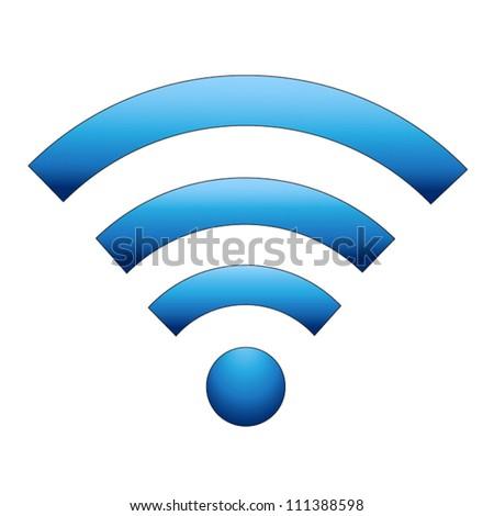 Vector Wireless Icon