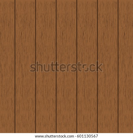 Vector wood plank background. Wood texture