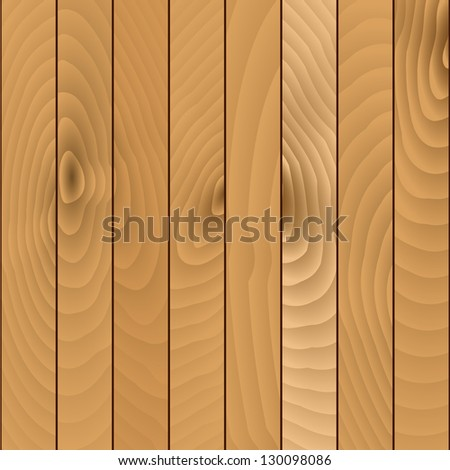 Vector Wood planks pattern
