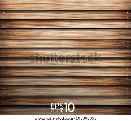 vector wood wall. grunge industrial interior Uneven diffuse lighting version. Design component