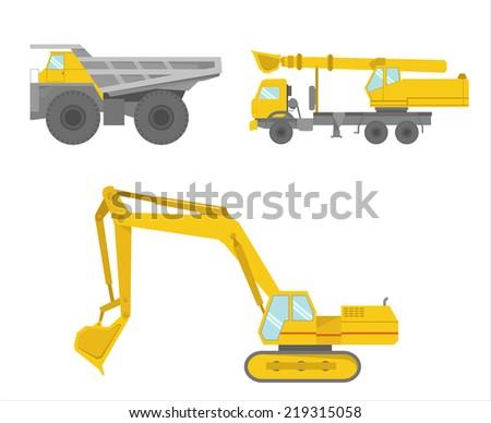vector working equipment