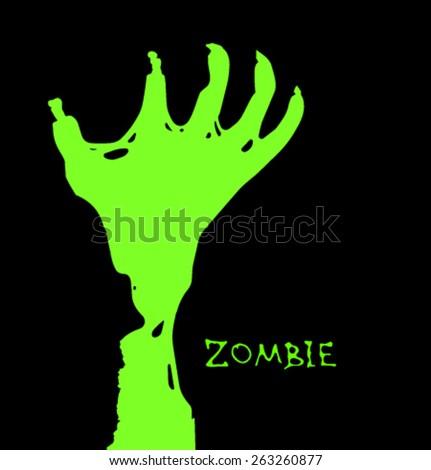 Vector zombie elemrts-05