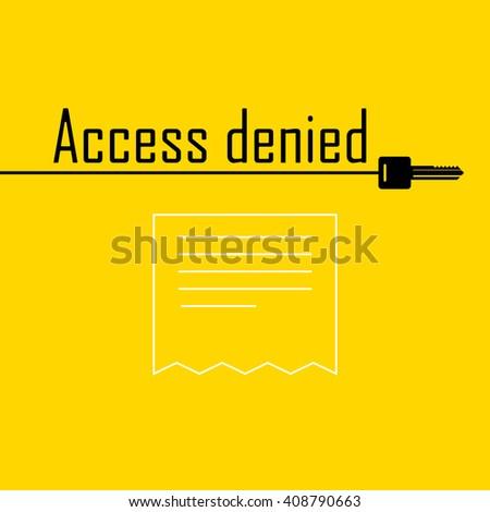 Error write access to member sasuser is denied