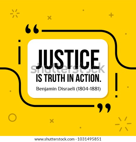 vectors quote justice is truth
