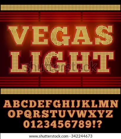 vegas casino or retro broadway...