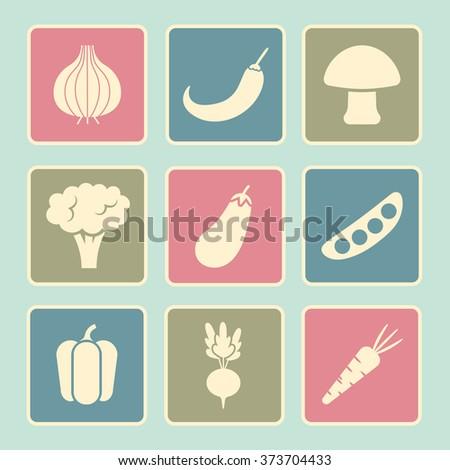 vegetable icon #373704433