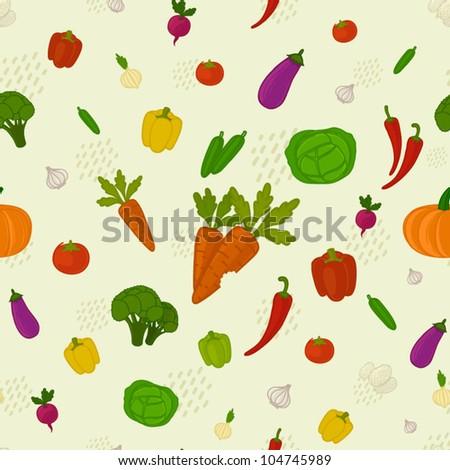 Vegetables background #104745989