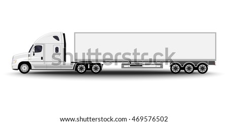 vehicle big cargo truck