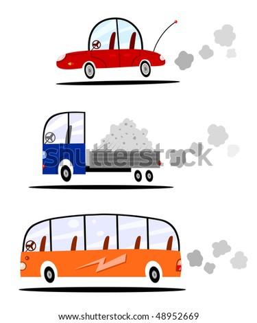Vehicle designs-vector
