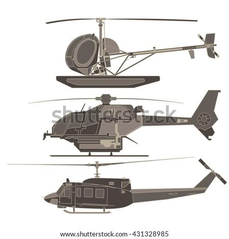vehicle helicoptervehicle