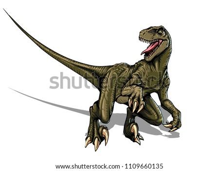Dinosaur Vector Background Download Free Vector Art Stock