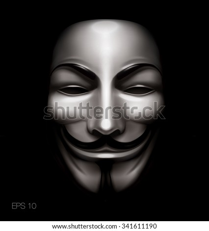vendetta or anonymous mask