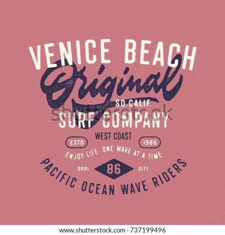 venice beach original surf...
