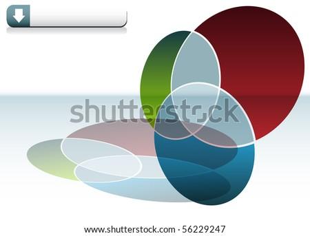 Venn diagram vector download free vector art stock graphics images venn diagram background vector ccuart Choice Image