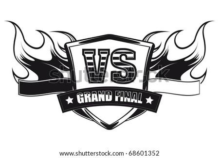 versus emblem