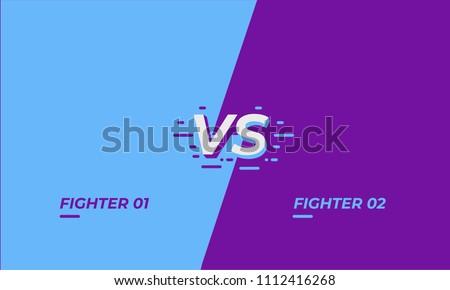 versus screen design battle