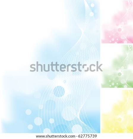 Vertical Abstract Backgrounds
