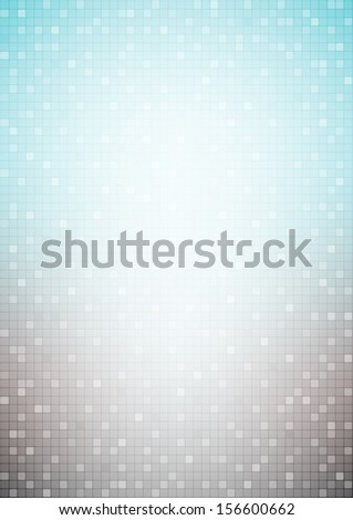 vertical mosaic background