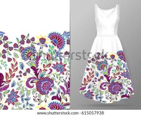 vertical seamless fashion
