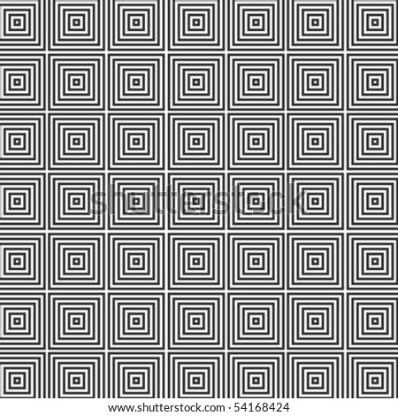 Very fine, black and white, vector pattern - stock vector