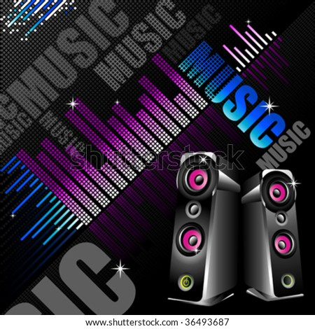 stock vector Very Good Design for Music designs stuff