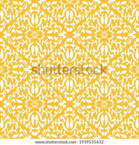 very graceful seamless pattern