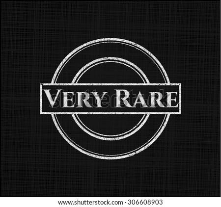 Very Rare chalk emblem