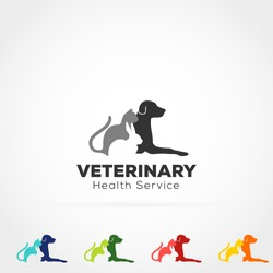 Veterinary Logo Icon