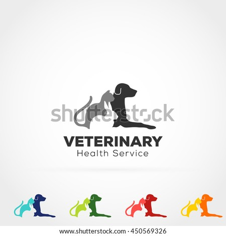 Veterinary Logo Icon