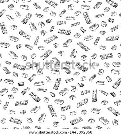 vibrant meccano puzzle kit set