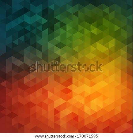 stock-vector-vibrant-mosaic-background