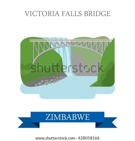 victoria falls bridge in