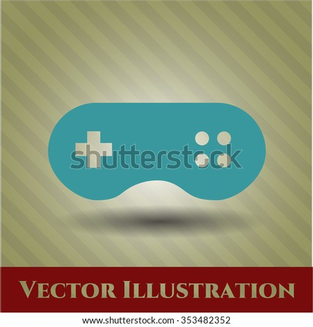 Video Game icon vector illustration