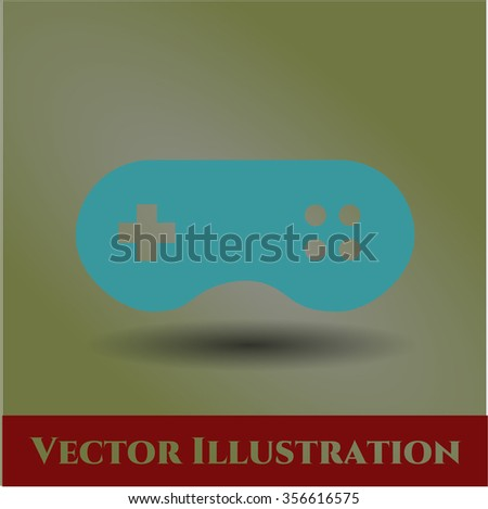 Video Game vector symbol