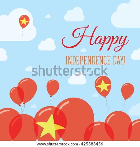 vietnam independence day flat