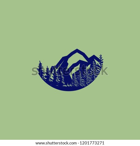 view landscape logo design 15