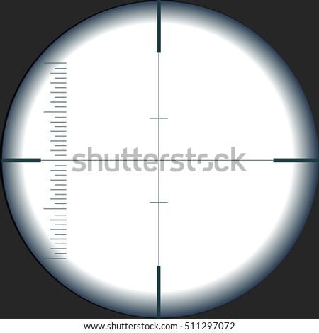 view through a telescope