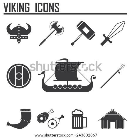 vikings and scandinavian items