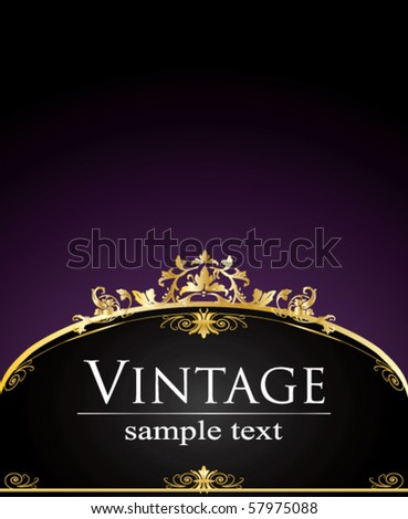 Vintage background