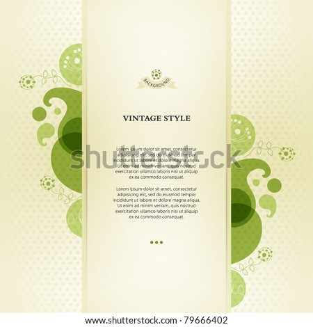 stock-vector-vintage-background