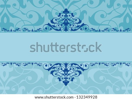 stock-vector-vintage-background-traditional-ottoman-motifs-vector