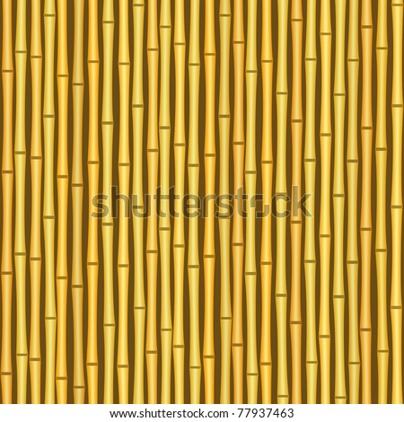 vintage bamboo wall seamless