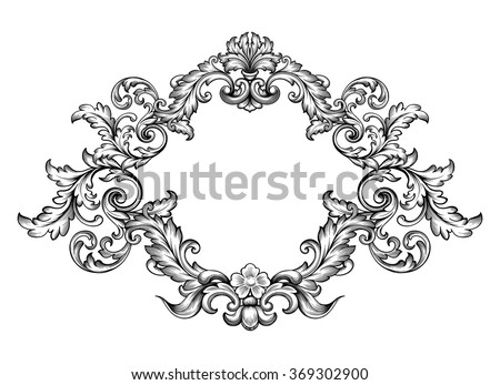Tattoo Frame - Download Free Vector Art, Stock Graphics & Images