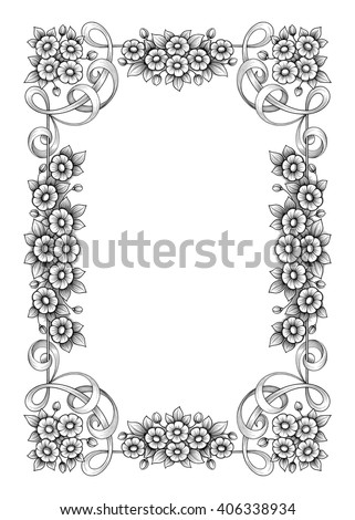 Vector Images, Illustrations and Cliparts: Vintage Baroque Victorian ...